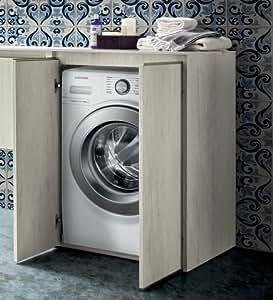 mobile bad abdeckung waschmaschine in 30 farben waschmaschine baumarkt. Black Bedroom Furniture Sets. Home Design Ideas