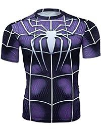 JANDZ Mens Compression Sports Shirt