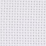 Tela Aida, medidas 50x50 cm, blanco, 43 cuadrados por 10 cm , 1ud
