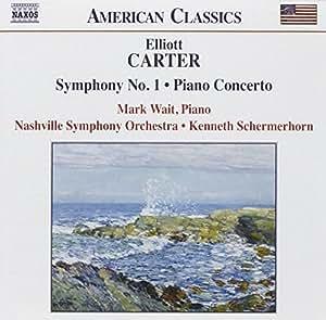 Symphonie Nr.1/Klavierkonzert