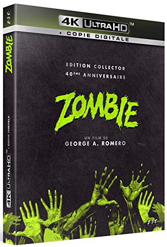 Zombie - Dawn of the Dead [4K Ultra HD] [4K Ultra HD + Copie digitale - Édition Collector 40ème Anniversaire]