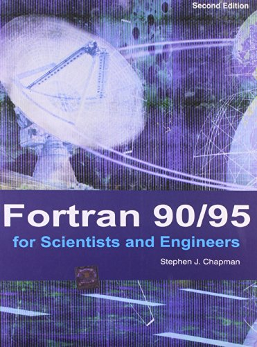 Fortran 90/95 2Ed: For Scientists And Engineers (Pb 2013) par Stephen J Chapman
