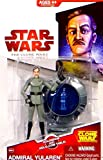 Hasbro Admiral Yularen & Holo Table Red Card CW07 - Star Wars The Clone Wars 2009