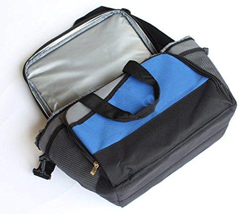 Picknick-Taschen Mit Großer Kapazität Isolierung Lebensmittel-Beutel Eisbeutel Kühltasche Outdoor-Camping
