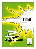 LIMIT Schulheft 10er Pack A4 Lineatur 25 - liniert mit Rand 16 Blatt grün
