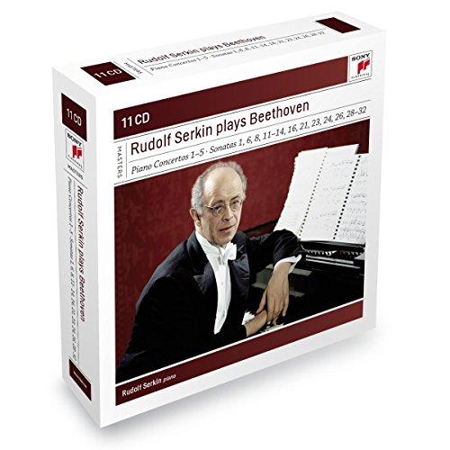 Beethoven:Concerti, Sonate & Variazioni Per Pianoforte [11 CD]