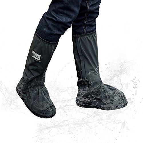 wiederverwendbar Wasserdicht Regen Stiefel Schuhe, likorlove Ordner tragbar Motorrad Fahrrad Schuhe...