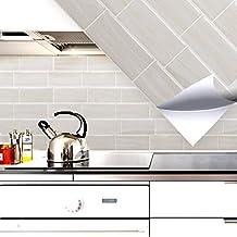 Piastrelle adesive cucina - Coprire mattonelle bagno ...