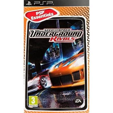 Need for Speed: Underground Rivals (PSP Essentials)