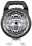 Ring Automotive Polycarbonat-Arbeitsscheinwerfer RCV9560, 12/24 Volt, rund, mit Schalter und Freiform-Reflektor