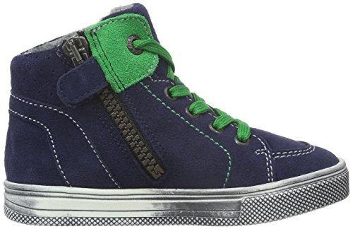 Azul Ola Juiz Jovens atlantic Sneakers Altos Kinderschuhe 7202 Grama IPqXTP
