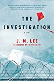 The Investigation by J.M Lee front cover