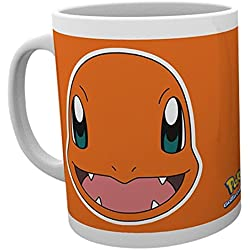 GB eye LTD, Pokemon, charmander Face, Taza