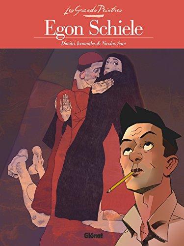 Les Grands Peintres - Egon Schiele: Le Cardinal et la nonne