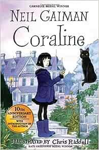 Coraline — Neil Gaiman