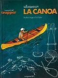 Sull'acqua con la canoa.