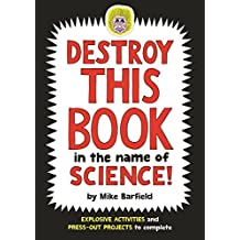 Destroy This Book in the Name of Science: Einstein Edition (Destroy This Activity Book)