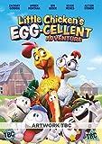 Little Chicken's Egg-Cellent Adventure [DVD] by Gabriel Riva Palacio Alatriste