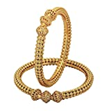 Aarvi Collections 24k Gold Plated Pure A...