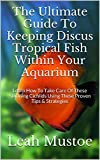 Best Tropical Fish - The Ultimate Guide To Keeping Discus Tropical Fish Review