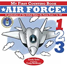 My First Counting Book: Air Force (English Edition)
