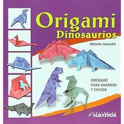 Origami dinosaurios/Dinosaurs Origami