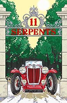 11 serpents par [Saimbert, Philippe]