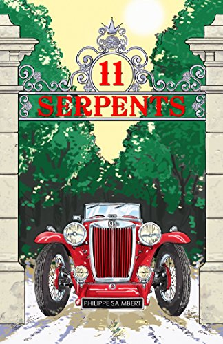 11 serpents par [Saimbert, Philippe]
