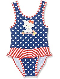 Sanrio Baby Girl's Swimsuit, Blue (Combo ), 12 months (Manufacturer size: 74 cm)