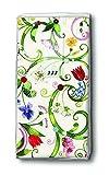 PAPER+DESIGN Motiv Taschentuch FSCMix 10 Stck. Floral pattern
