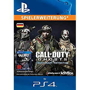 Call of Duty: Ghosts – Trupp-Paket – Extinktion