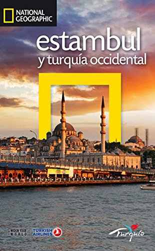 Guía de viaje National Geographic: Estambul y Turquía Occidental (GUIAS)