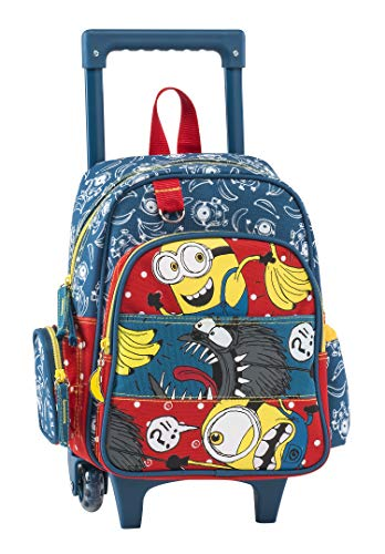 Despicable Me Minions Cartable, 30 cm, Multicolore