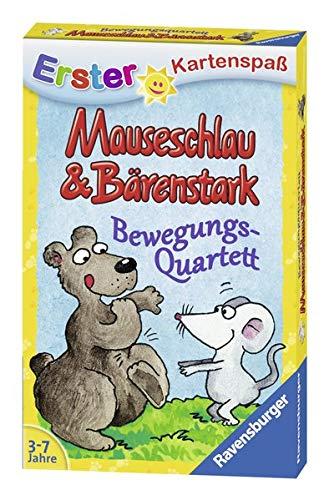 Mauseschlau und Bärenstark: Bewegungsquartett