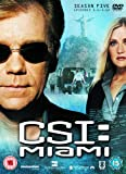 C.S.I: Crime Scene Investigation - Miami - Season 5 Part 1 [DVD] [2007]