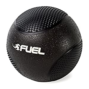 Fuel Pureformance Medizinball mit strukturierter Oberfläche