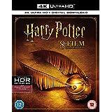 Harry Potter - Complete 8-Film Collection [4K UHD] [Blu-ray] [2017] [Region Free] UK IMPORT REGION FREE
