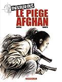 Image de Insiders - Saison 1 - tome 4 - Piège afghan (Le)