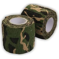 CDKJ Stealth Camo Tape – Woodland Camo – Rifle Wrap