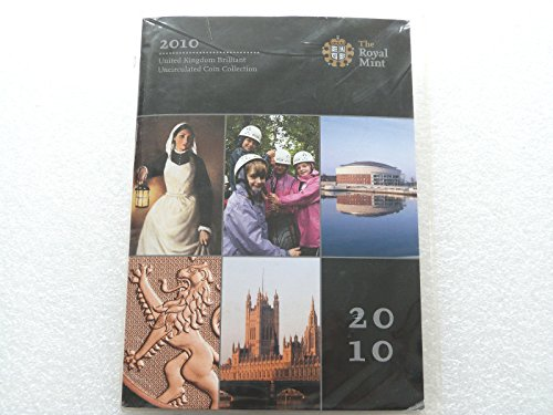 2010 Brilliant Uncirculated set 12 monete BU (Mint Uncirculated Coin)