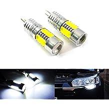 2 bombillas LED de luz blanca HP24W, HPY24W, G4, luz lateral de conducción