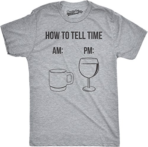 crazy-dog-tshirts-mens-how-to-tell-time-coffee-and-wine-funny-drinking-t-shirt-grey-4xl-herren-4xl