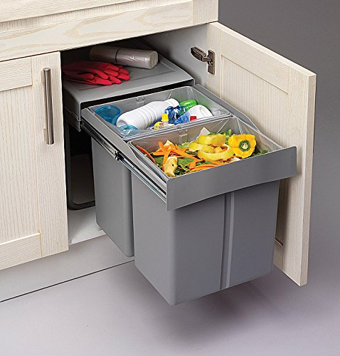Pull Out cocina residuos