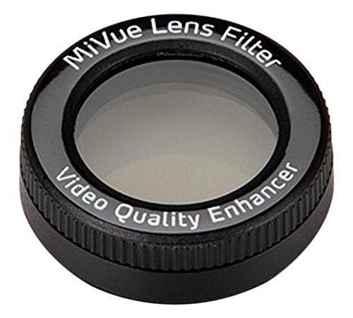 Mio MiVue Polarisierender CPL Filter für MiVue 688 Dashcam [verringert Reflektionen von der Windschutzscheibe]