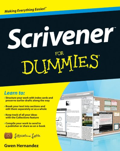 Scrivener For Dummies (English Edition)