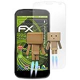 atFolix Bildschirmfolie kompatibel mit MobiWire Pegasus Spiegelfolie, Spiegeleffekt FX Schutzfolie