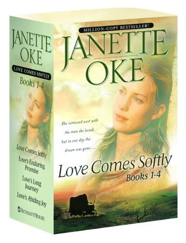 Love Comes Softly/Love's Enduring Promise/Love's Long Journey/Love's Abiding Joy (Love Comes Softly Series 1-4) by Oke, Janette (2003) Paperback