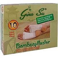 Bambuspflaster Gina Su Vitalpflaster 10 stk preisvergleich bei billige-tabletten.eu