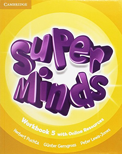 Super Minds Level 5 Workbook Pack with Grammar Booklet - 9781108411233 por Herbert Puchta