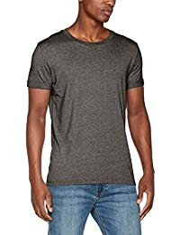 SELECTED HOMME Herren T-Shirt Shdtheperfect Melange SS O-Neck Tee Noos